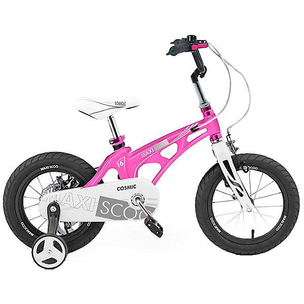 Двухколёсный велосипед Maxiscoo Cosmic, 16 дюймов