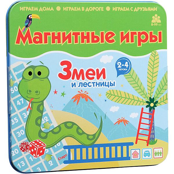 Бумбарам Магнитная игра Бумбарам Змеи и лестницы магнитная игра змейки и лестницы