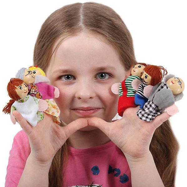 цена на Bradex Пальчиковый кукольный театр Bradex