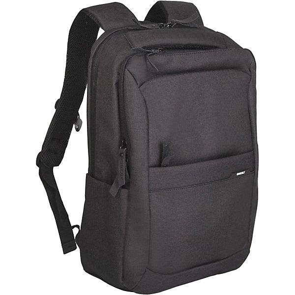 Купить Рюкзак Grizzly RQ-001-1 №1, Китай, черный, Мужской