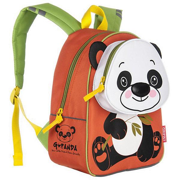 цена на Grizzly Рюкзак детский Grizzly RS-073-1 №3