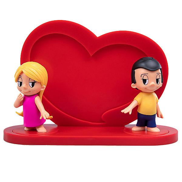 цена на Prosto Toys Набор фигурок Prosto Toys Love is… № 2, 7-12 см