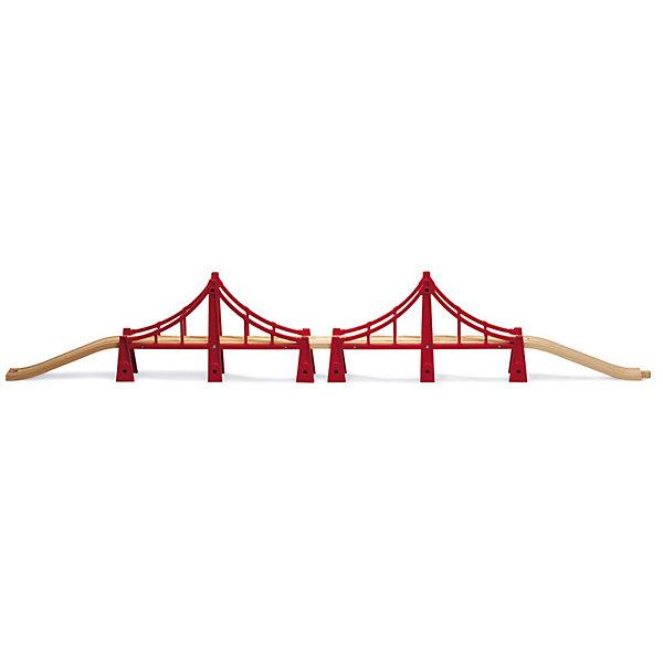 BRIO Игровой набор Brio Подвесной мост, двойной цена
