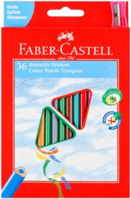 Faber-Castell Цветные карандаши Faber-Castell, 36 цветов