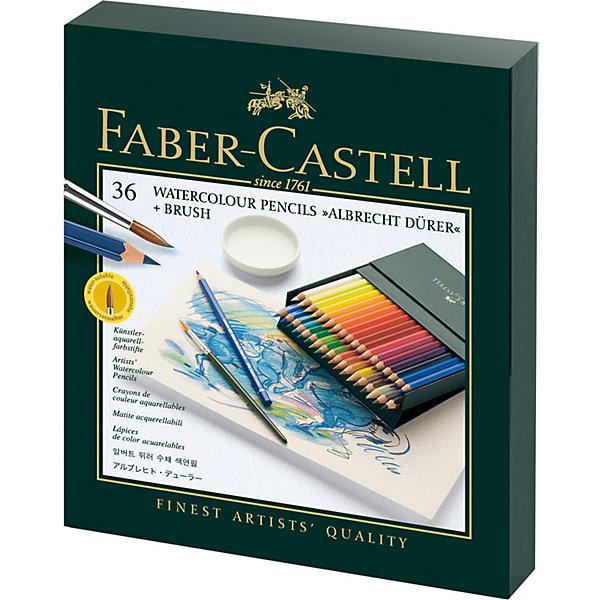 Faber-Castell Акварельные художественные карандаши Faber-Castell Albrecht Durer, 36 цветов a durer albrecht durers unterweisung der messung