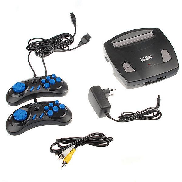 Игровая приставка Sega Magistr Drive 2 lit,