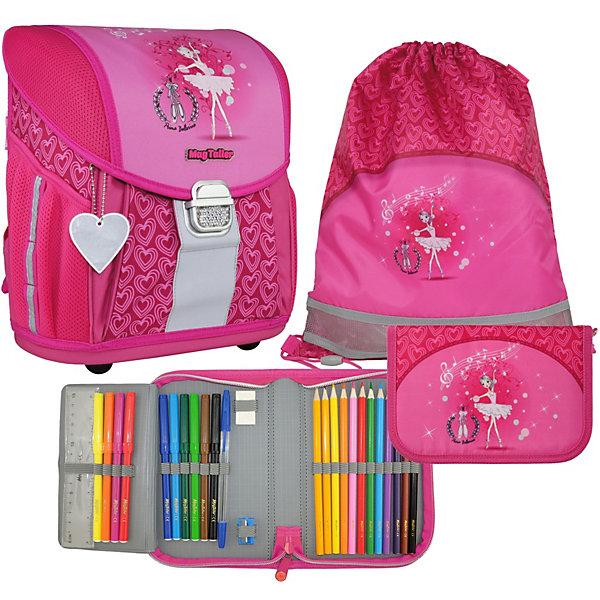 Ранец школьный MagTaller EVO Light, Ballerina Pink,