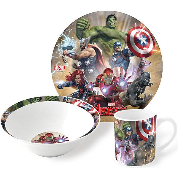 """Stor Набор посуды Stor Мстители """"Пыль"""", 3 предмета"""