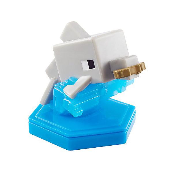 Mattel Мини-фигурка с NFC-чипом Minecraft Seeking Dolphhin мини фигурка winx bloom