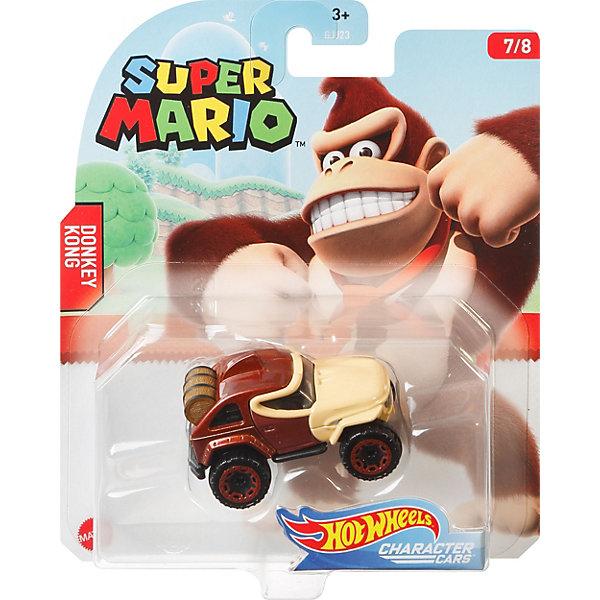 Купить Машинка Hot Wheels Caracter Гейминг, 1:64, Mattel, Китай, разноцветный, Мужской