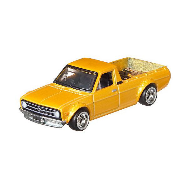 Купить Машинка Hot Wheels Car Culture 75 Datsun Sunny Truck, 1:64, Mattel, Таиланд, разноцветный, Мужской