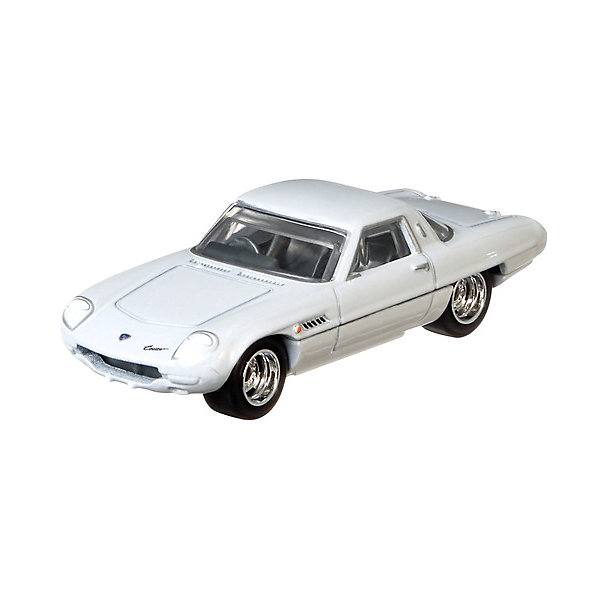 Купить Машинка Hot Wheels Car Culture 68 Mazda Cosmo Sport, 1:64, Mattel, Таиланд, разноцветный, Мужской