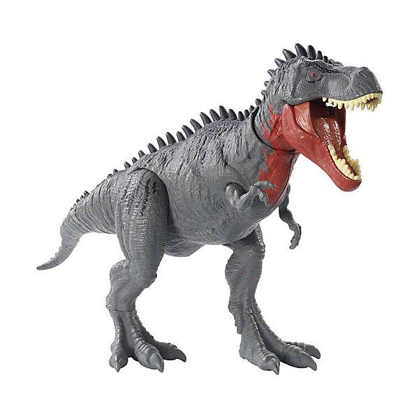 Фигурка динозавра Jurrasic World Total Control Тарбозавр Mattel 14642123