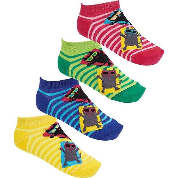 John Jeniford Носки John Jeniford, 4 пары носки john frank john frank mp002xm246k2
