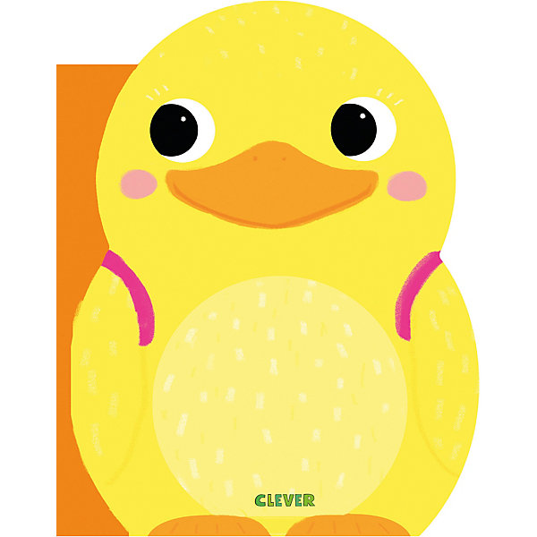 Clever Книжка-картонка Утёнок Тим, Ю. Шигарова clever бакстер и его книжка кбрагадоттир р с 4 лет