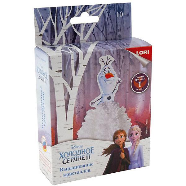 Купить Выращивание кристаллов Lori Disney. Холодное сердце-2 Олаф , Россия, Унисекс