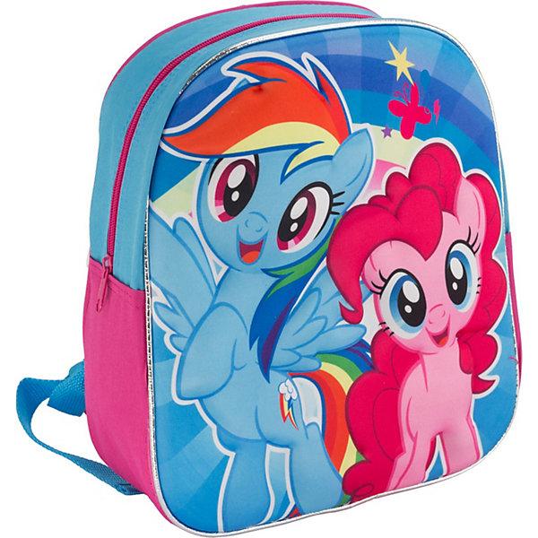 - Рюкзак Seventeen My Little Pony, EVA - спинка рюкзак seventeen kids 39 28 15см каркасный eva фронтальная панель skeb uta 866
