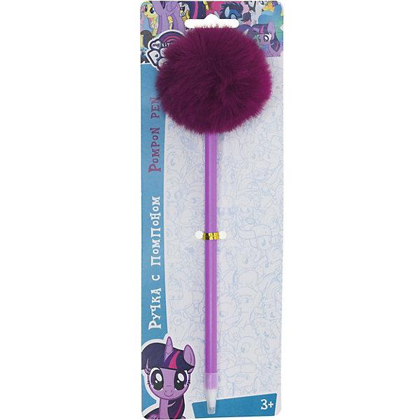 Купить Ручка Seventeen My Little Pony с помпоном, -, Китай, фиолетовый, Женский