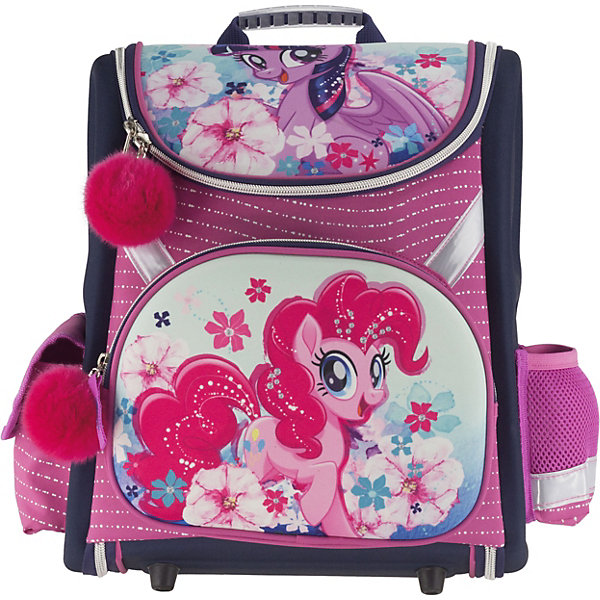- Рюкзак Seventeen My little Pony рюкзак seventeen kids 39 28 15см каркасный eva фронтальная панель skeb uta 866
