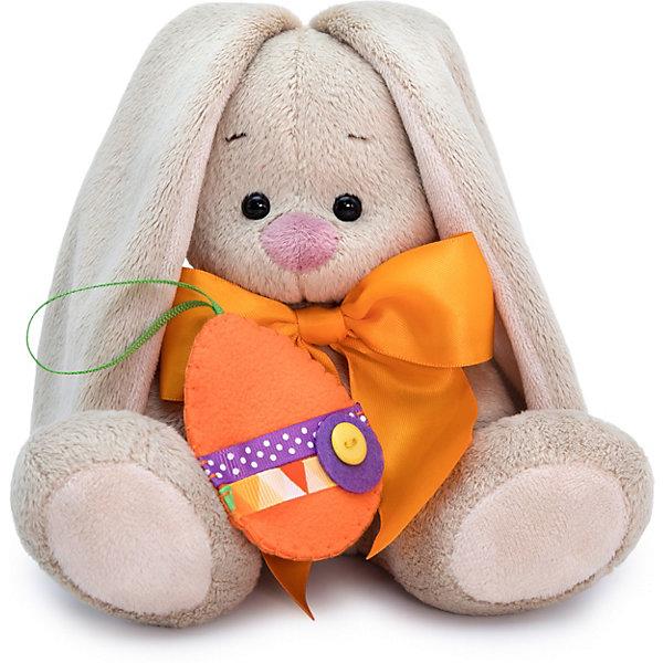 Мягкая игрушка Budi Basa Зайка Ми Зайка Ми с пасхальным яйцом, 15 см