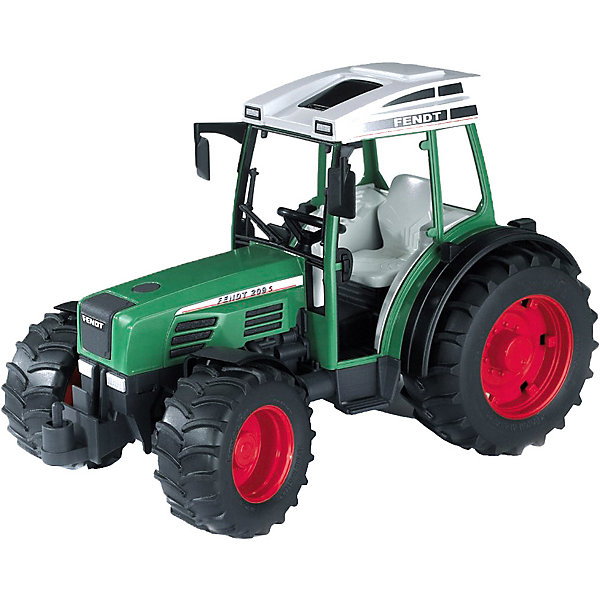 Bruder Трактор Fendt 209 S, Bruder трактор bruder fendt 936 vario с погрузчиком 03 041