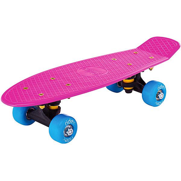 Ridex Скейтборд Ridex Princess, 1/12 ridex скейтборд ridex nemo