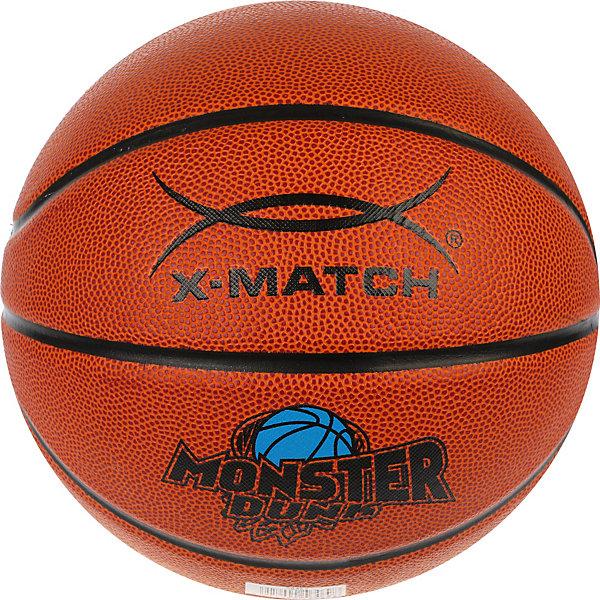 Баскетбольный мяч X Match, размер 7