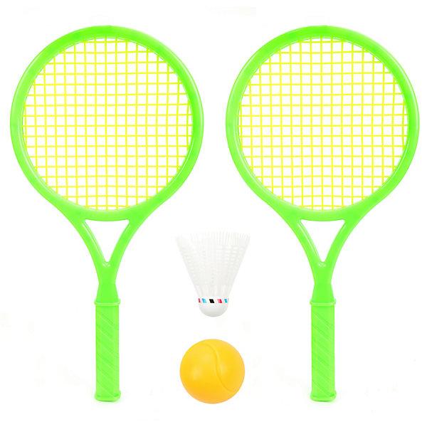 Наша Игрушка Набор для тенниса Наша Игрушка, 40 см