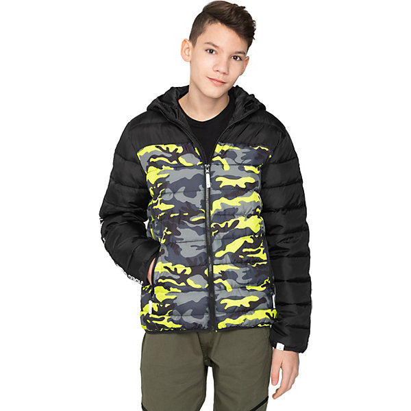 Демисезонная куртка Young Reporter 14746484
