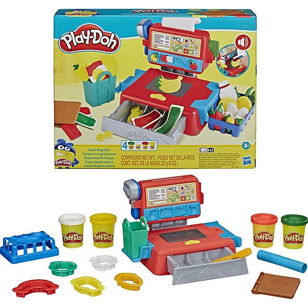 Купить Игровой набор Play-Doh Касса, Hasbro, Китай, Унисекс