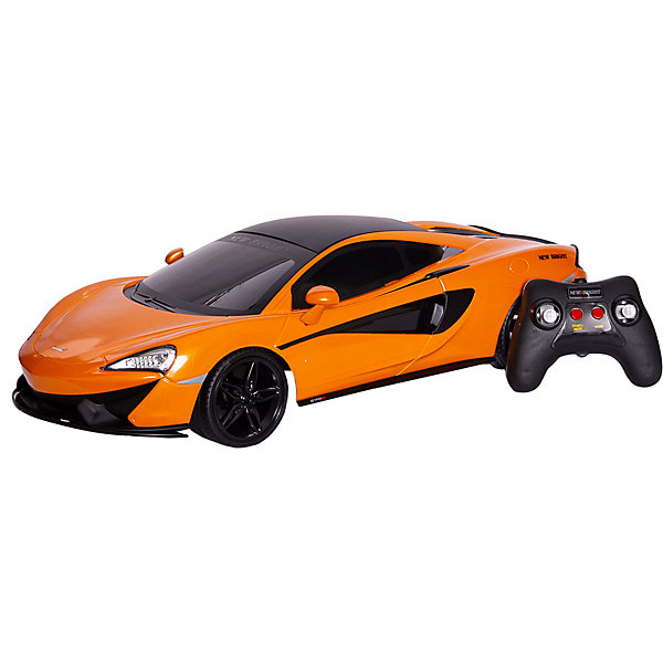 цена на New Bright Радиоуправляемая машинка New Bright McLaren, 1:8