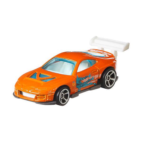 "Машинка Hot Wheels ""Герои кино"" Overwatch Tracer, 1:64 Mattel 14826246"