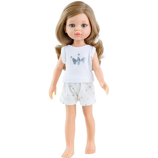 Paola Reina Кукла Paola Reina Карла, 32 см paola reina кукла paola reina карлос повар 32 см
