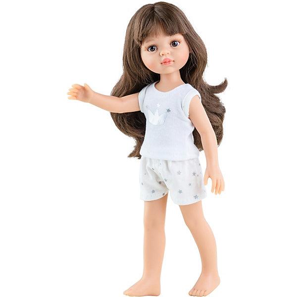 Paola Reina Кукла Paola Reina Кэрол, 32 см paola reina кукла paola reina эмили 42 см