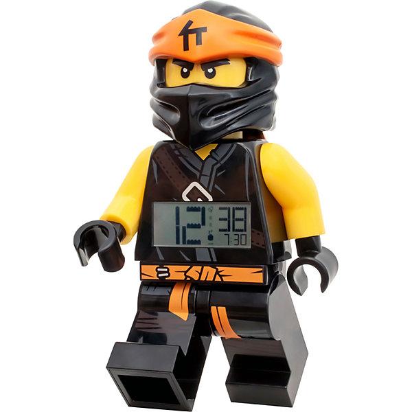 Фото - LEGO Будильник LEGO Ninjago Минифигура Коул, свет/звук ю б жихарева домашняя тетрадь для логопедических занятий с детьми выпуск 1 звук л