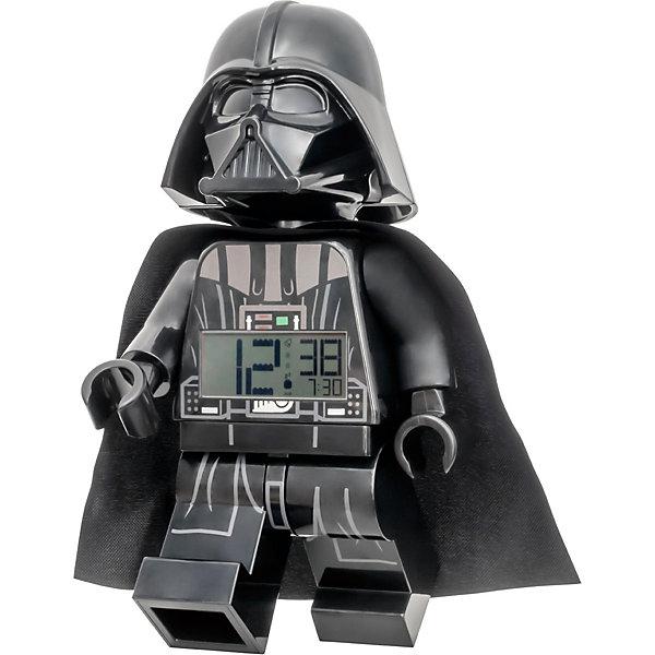 Фото - LEGO Будильник LEGO Star Wars Минифигура Дарт Вейдер, свет/звук автомат на аккум свет звук с гелевыми и мягкими пулями m635 в кор 61 5 41 6 5см в кор 2 6шт