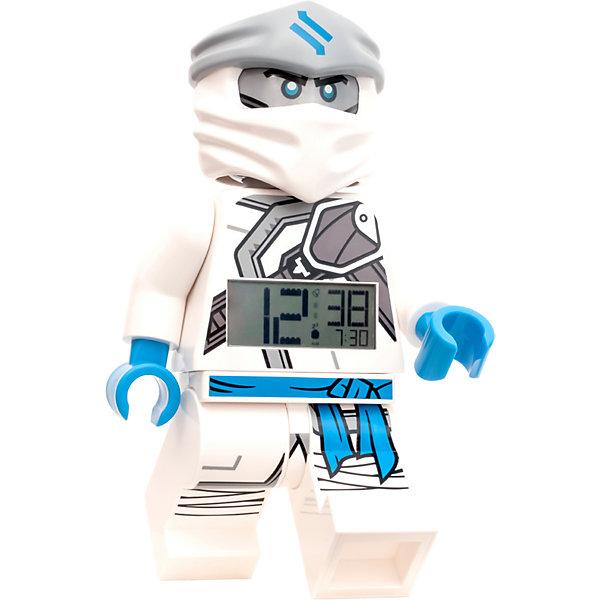Фото - LEGO Будильник LEGO Ninjago Минифигура Зейн, свет/звук автомат на аккум свет звук с гелевыми и мягкими пулями m635 в кор 61 5 41 6 5см в кор 2 6шт