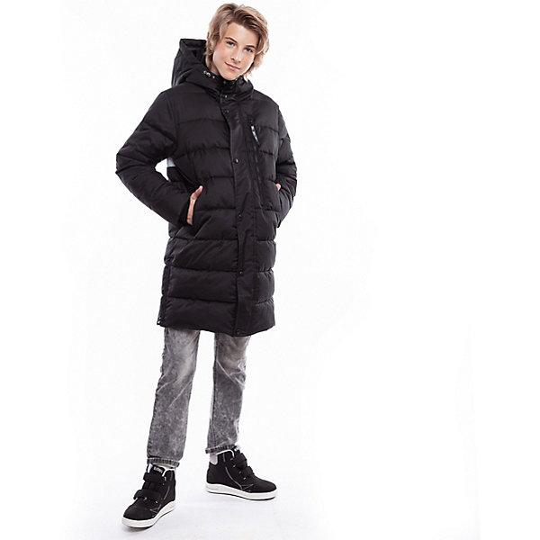 Купить Утепленная куртка BJÖRKA, Китай, черный, 170, 140, 158, 146, 152, 176, 128, 122, 164, 134, Мужской