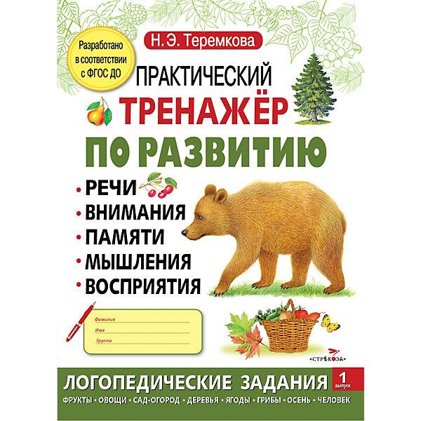 Купить Практический тренажер по развитию, 1 выпуск, Стрекоза, Россия, Унисекс