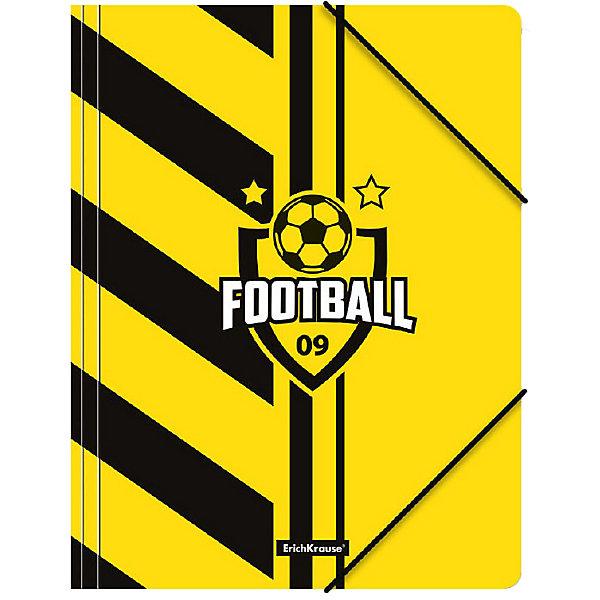 цена на Erich Krause Папка на резинках Erich Krause Football time