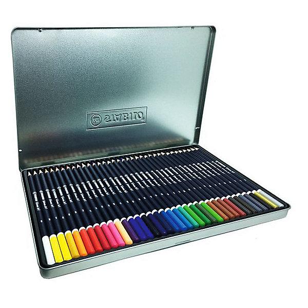 STABILO Набор цветных карандашей Stabilo Schwan art, 36 цветов stabilo набор цветных карандашей 18 цв green colours