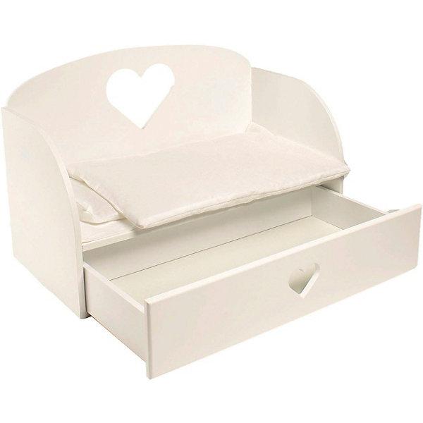Диван кровать Paremo Сердце