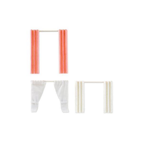 Купить Аксессуары для домика Lundby Набор из трёх видов штор, 1:18, разноцветный, Женский