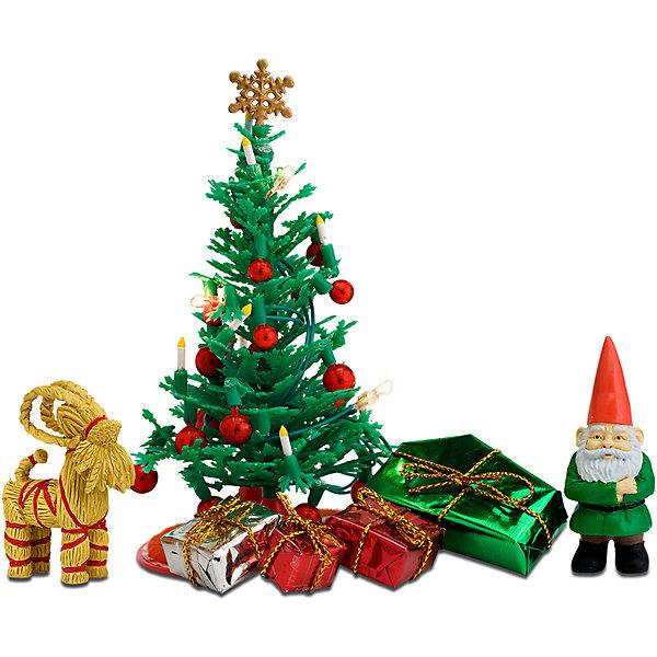 Фото - Lundby Аксессуары для домика Lundby Рождественский набор аксессуары для домика lundby домашние животные