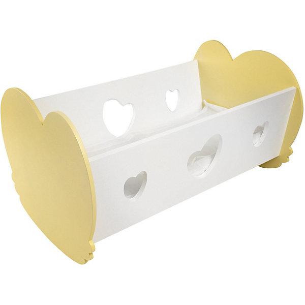 PAREMO Кроватка-люлька для кукол Paremo
