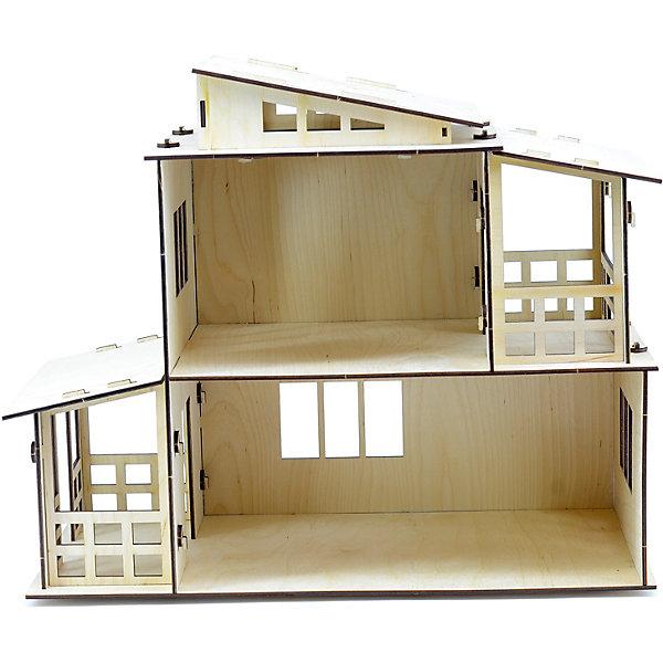 PAREMO Домик для кукол Paremo Я Дизайнер Загородная вилла, 54 элемента