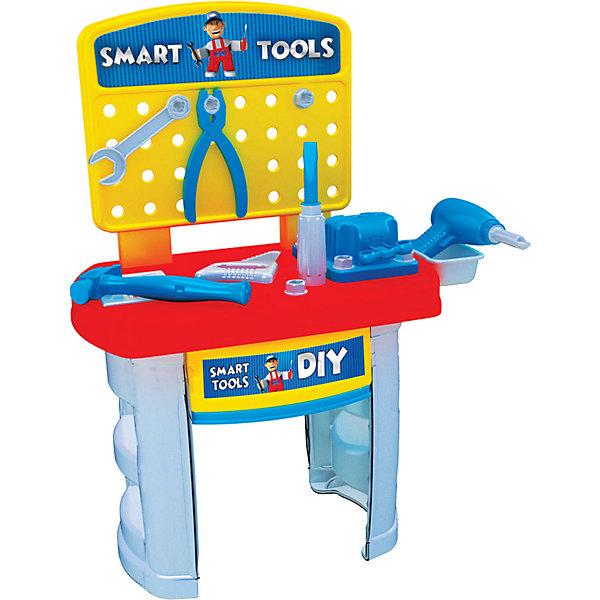 Terides Игровой набор Terides Инструменты с верстаком, 35 предметов