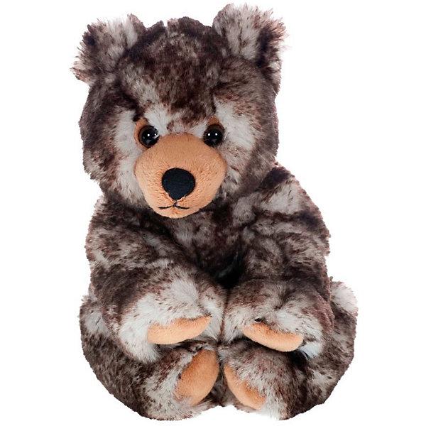 Molly Мягкая игрушка Molli Бурый мишка, 23 см мягкая игрушка мишка бони maxitoys mt ts031208 50s искусственный мех трикотаж коричневый 50 см