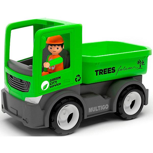Efko Машинка Efko Городской грузовик с водителем, 22 см