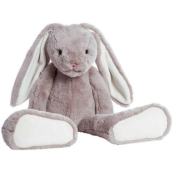 Molly Мягкая игрушка Molli Заяц большелапый, 60 см игрушка мягкая заяц в розовой шубе 30 см